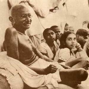Gandhi-icon