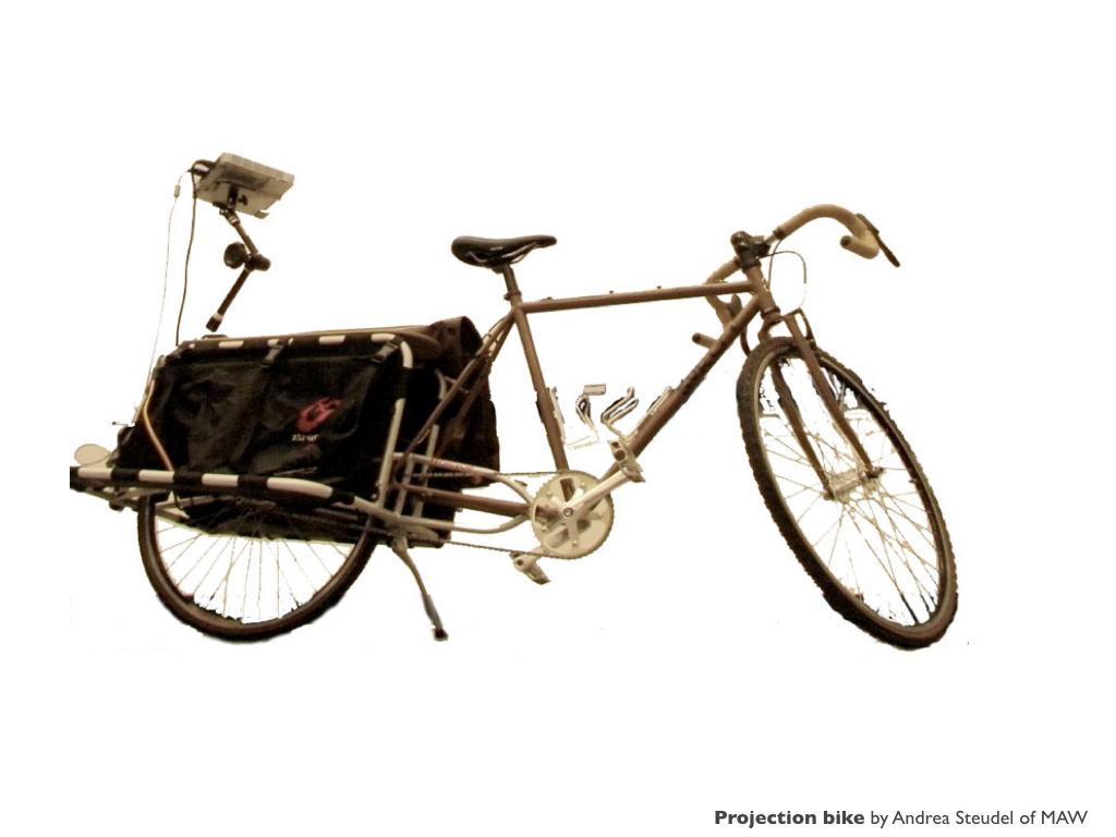 Projection Bike